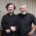 佐藤正人先生と鈴木孝佳先生