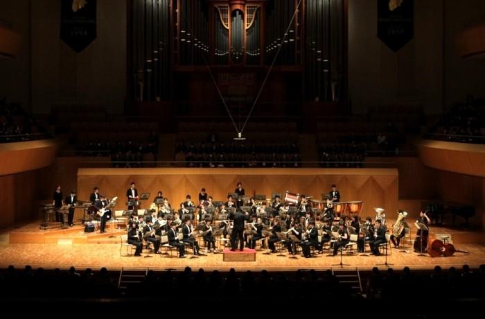 第15回全日本高等学校吹奏楽大会 in 横浜