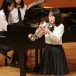 トランペット:狩野 華乃 (神奈川県立弥栄高等学校 2年)