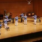 東京都立杉並高等学校 フルート八重奏