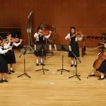 東京都 和洋九段女子高等学校 弦楽五重奏