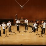 神奈川県 三浦学苑高等学校 木管八重奏