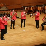 宮城県仙台第二高等学校 金管六重奏