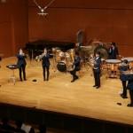 千葉県 千葉市立稲毛高等学校 金管打楽器八重奏