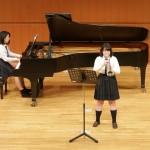 トランペット:鈴木 悠乃 (神奈川県立弥栄高等学校 3年)