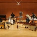 千葉県立千葉南高等学校 打楽器四重奏
