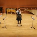 東京都・和洋九段女子高等学校 弦楽三重奏