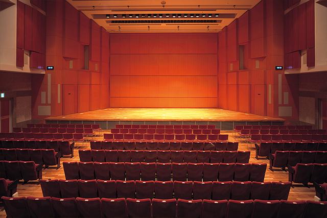 ホール/ライブハウス 施設・設備 音楽を仕事にする学校 専門学校 ...