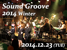 SOUND GROOVE 2014 Winter