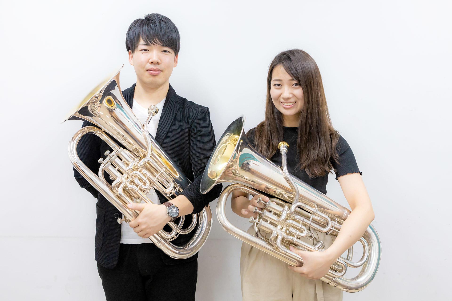「2018年 第35回 日本管打楽器コンクール」ユーフォニアム部門で本学学生が入賞!