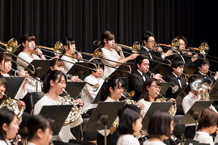 尚美ミュージックカレッジ専門学校 2019年度入学式を行いました