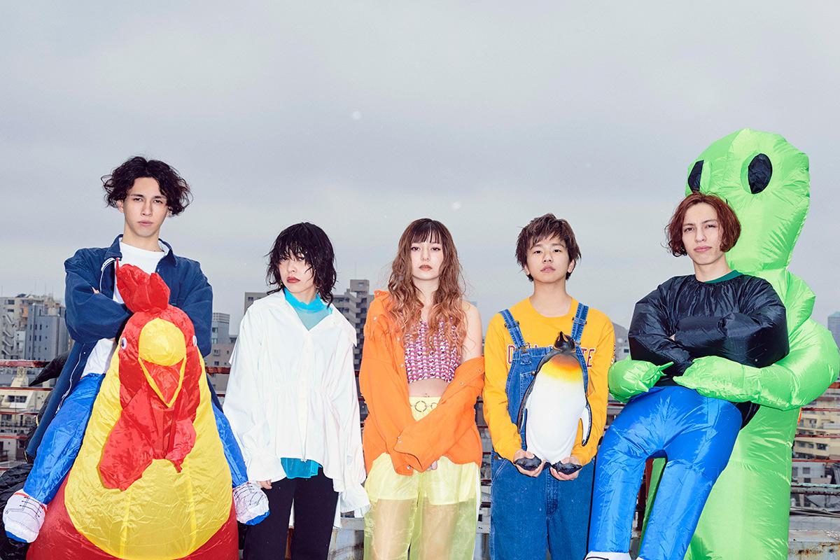 プロミュージシャン学科在学生所属のFAITH、2nd EP「Yellow Road」をリリース!ボーダーレスな音楽に要注目!
