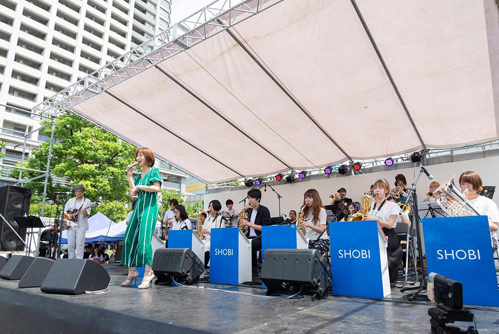 【出演情報】8月18日(日)すみだストリートジャズフェスティバルにSHOBI Jazz Orchestraが出演します!