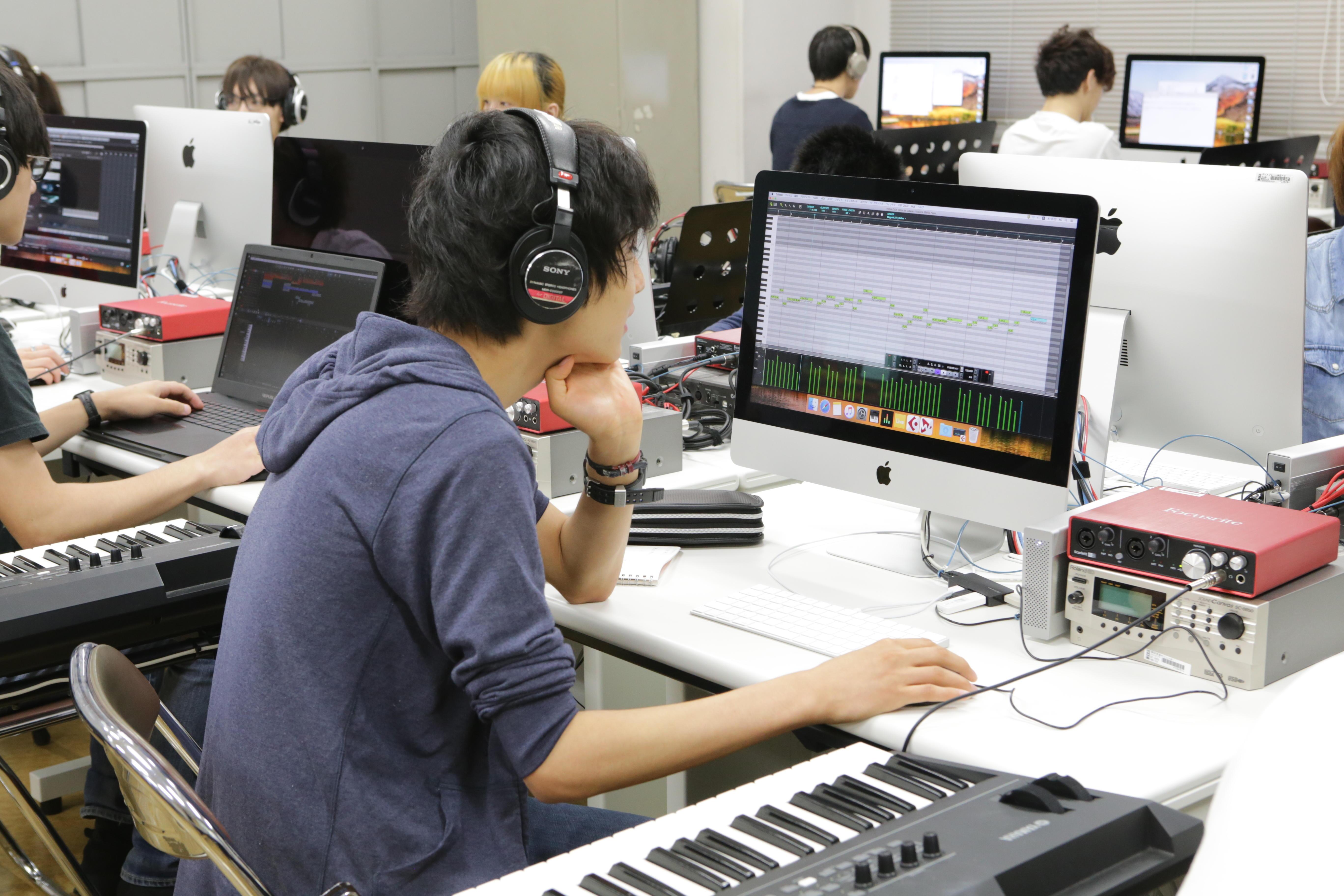 【5月26日開講】オンラインで簡単なDAWを学ぼう!
