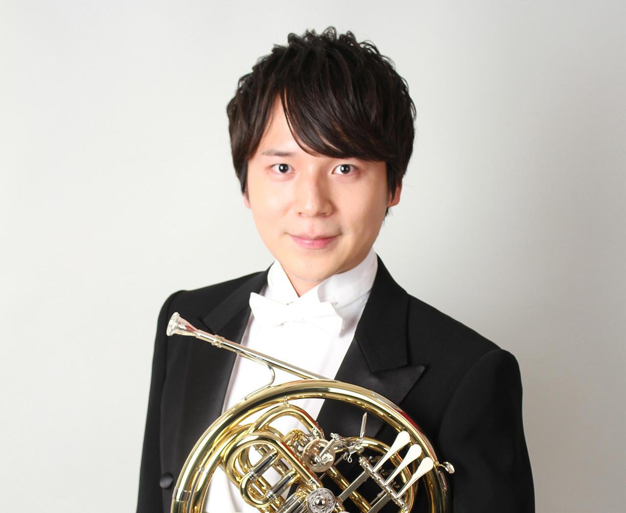 【卒業生の活躍】管弦打楽器学科およびディプロマ科卒業生の山下裕也さん(ホルン)がシエナ・ウインド・オーケストラに入団しました!